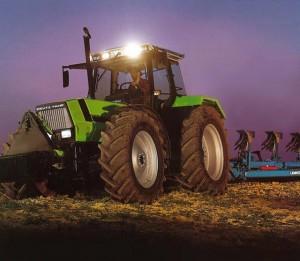 Nauji ir naudoti traktoriai